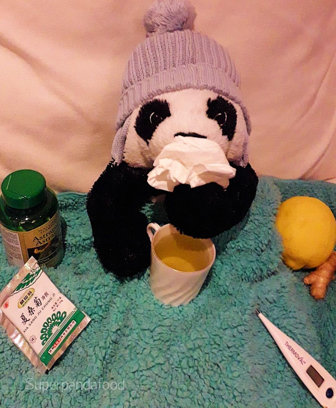 Virussen voorkomen en bestrijden met voeding, levensgewoonten en antivirale Chinese thee - TCM - Superpandafood