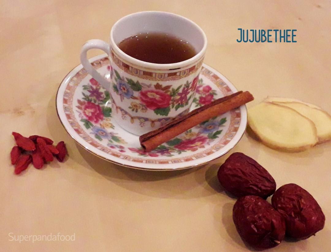 2x Jujubethee met gember - TCM-recept voor lage bloeddruk