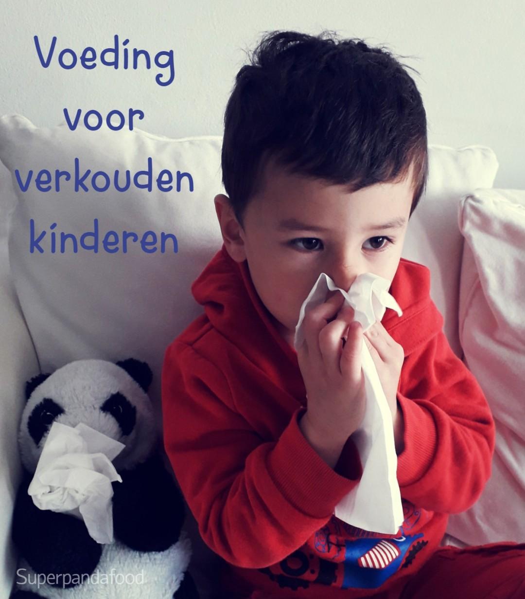 Voeding voor verkouden kinderen - TCM-tips